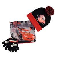 Set accesorii 3 Piece Winter Unisex pentru Copii cu personaje