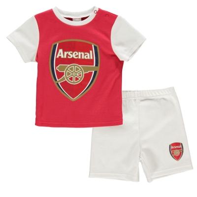 Set bebelusi Brecrest Arsenal fotbal pentru baieti