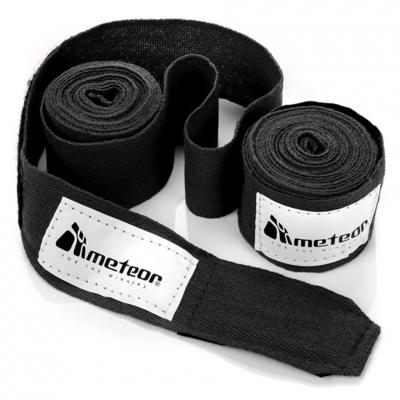 Set Boxing Bandage Meteor 28 M 2 negru 24294 pentru femei