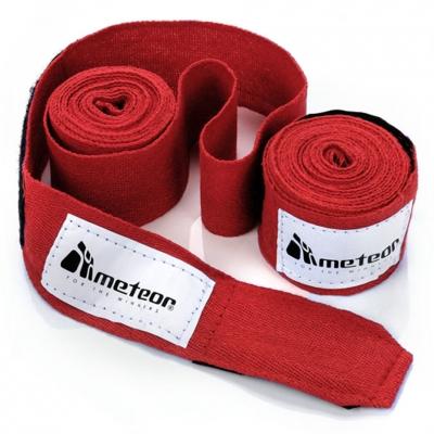 Set Boxing Bandage Meteor 28 M 2 rosu 24296 pentru femei