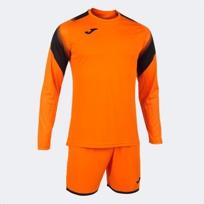 Set echipament portar Joma Zamora V portocaliu cu maneca lunga