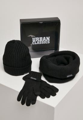 Set iarna negru Urban Classics