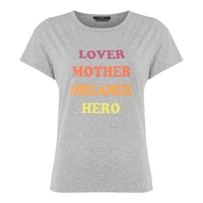 Set Tricou Lover Motif gri
