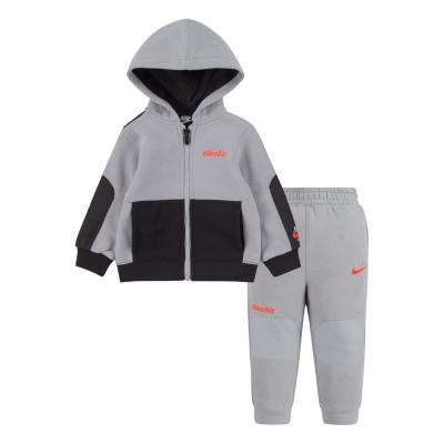 Set bebelusi Nike Air Fz baiat gri