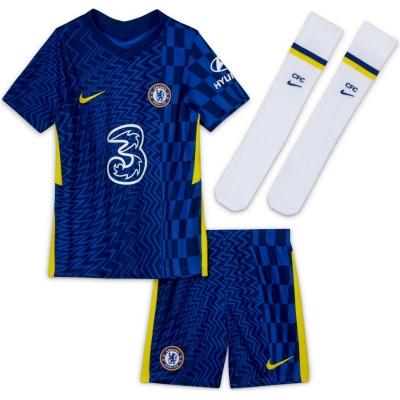Set Nike Chelsea Acasa 2021 2022 albastru
