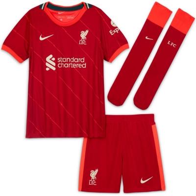 Set Nike Liverpool Acasa 2021 2022 rosu