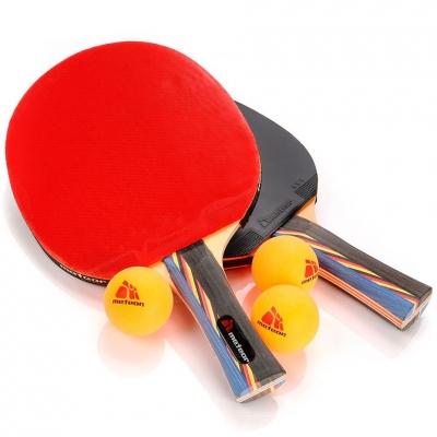 Set Ping Pong Meteor Mistral 2 Rackets 3 mingi 15023
