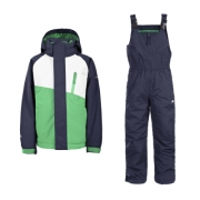 Set ski copii Crawley Clover Trespass
