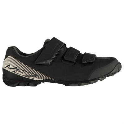 Pantofi ciclism Shimano ME2 pentru Barbati negru alb