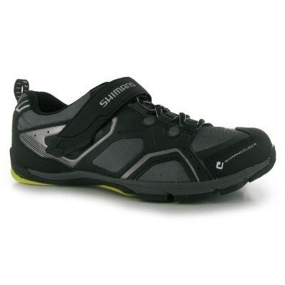 Pantofi ciclism Shimano SHCT70 pentru Barbati negru