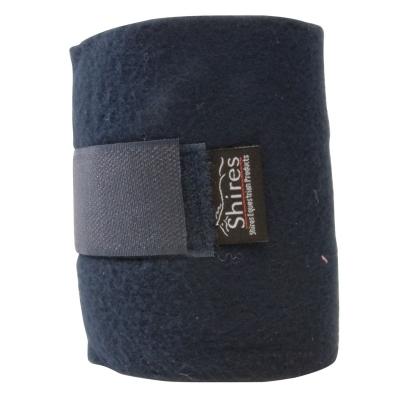 Shires Stable Bandages bleumarin
