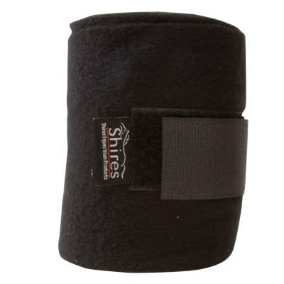 Shires Stable Bandages negru