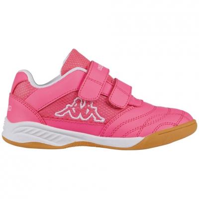 Shoes Kappa K Starting Pinkish-alb 260509K 2210 pentru Copii