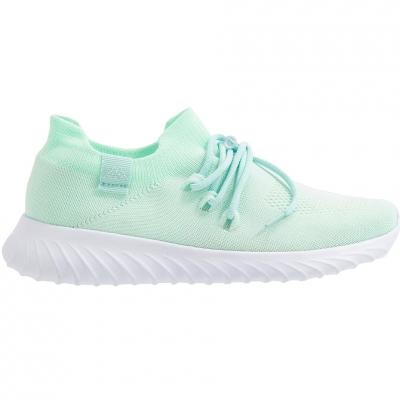 Shoes Kappa Zuc menta-alb 242818 3710 femei
