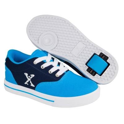 Sidewalk Sport Canvas cu role Shoes pentru copii albastru bleumarin