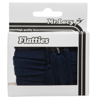 Sireturi Mr Lacy Flatties bleumarin