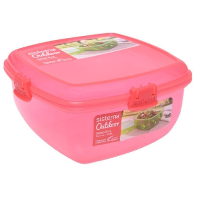 Sistema Salad Lunch Box verde