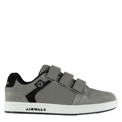 Skate Shoes Airwalk Brock pentru Copii gri carbune