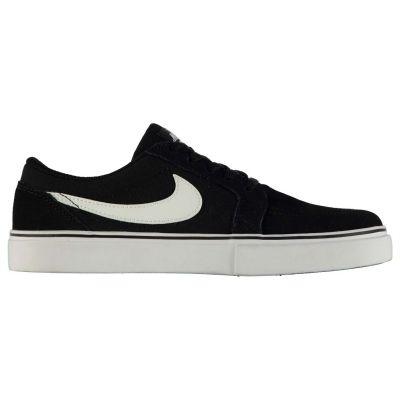 Skate Shoes Nike Satire II pentru copii negru alb