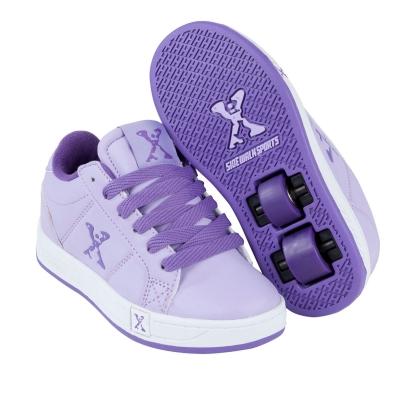Skate Shoes Sidewalk Sport Lane Wheeled pentru fete lila mov