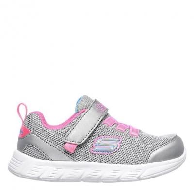 Skechers Comfy Flex Runners argintiu roz