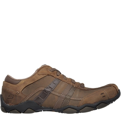 Skechers Diameter Vasse Shoes pentru Barbati maro