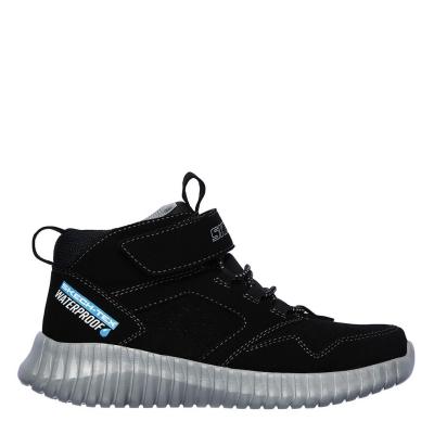 Skechers Elite Flex Shoes pentru baietei negru