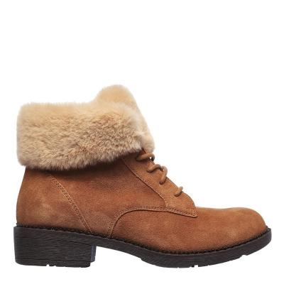 Skechers Elm Cold D femei maro