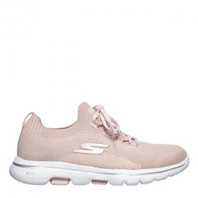 Skechers GoWalk5 Upr femei roz