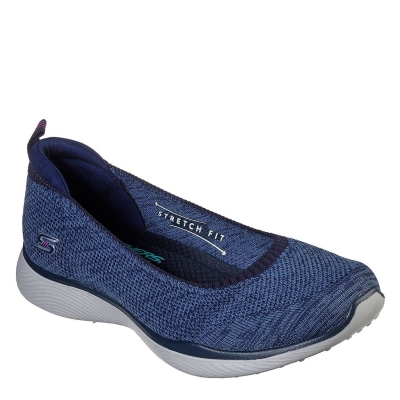 Skechers Micro 2 Icn femei albastru