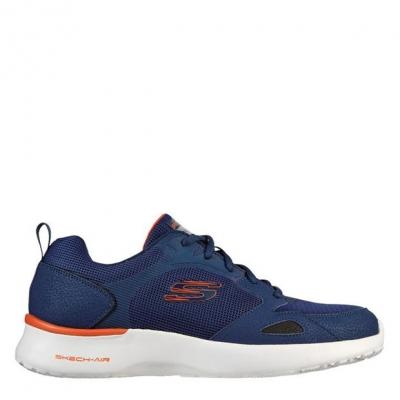 Skechers SAir Dy Vnt Sn21 bleumarin portocaliu