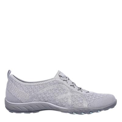 Skechers Skechers Breath-Easy Casual Shoes pentru femei gri