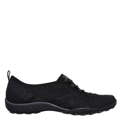 Skechers Skechers Breath-Easy Casual Shoes pentru femei negru