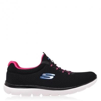 Skechers Summits Runners pentru femei negru roz