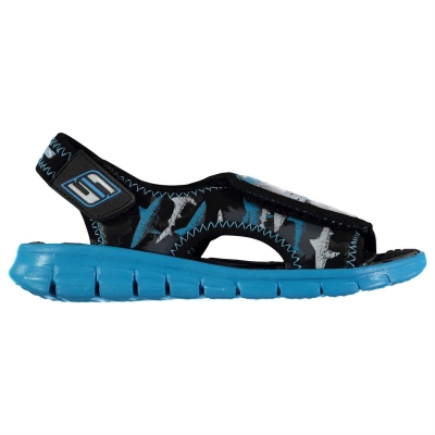 Skechers Synergize pentru copii negru albastru