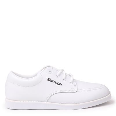 Slazenger Bowls Shoes pentru Femei alb