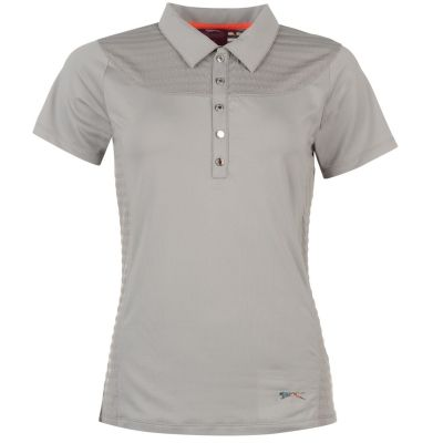 Tricouri polo pentru golf Slazenger Plain pentru Femei