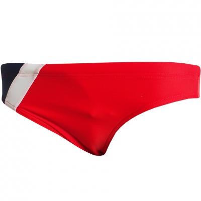 Costum baie BATEK AQUA-SPEED rosu / bleumarin alb 64/402