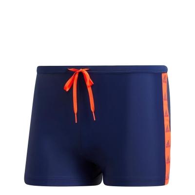 Slipi inot adidas FT Tape pentru Barbati albastru rosu