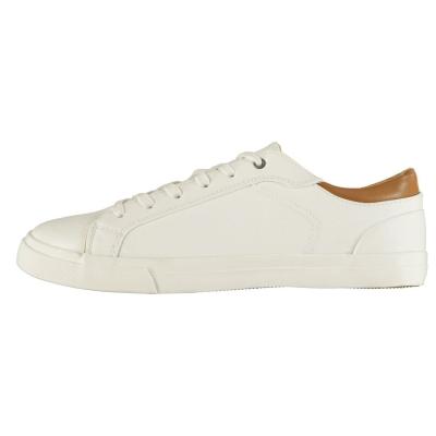 Adidasi sport Lee Cooper Dan pentru Barbati alb