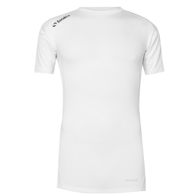 Bluza de corp Sondico cu maneca scurta pentru Barbati alb