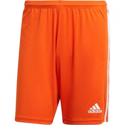 Sort adidas Squadra 21 Short portocaliu GN8084 pentru Barbati