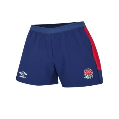 Sort rugby Umbro Anglia Alternate 2021 2022 bleumarin rosu