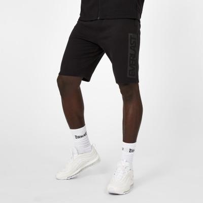 Sort sport Everlast Jersey negru