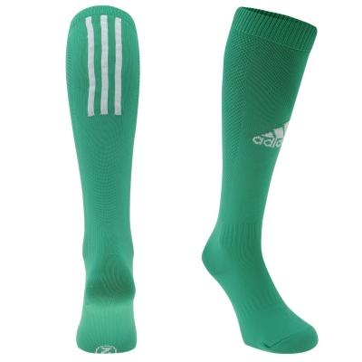 Sosete adidas Santos fotbal bright verde