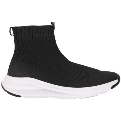 Sosete Adidasi sport Fabric Novona Eco pentru Femei negru alb