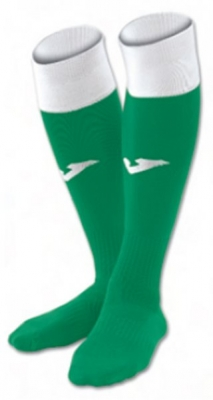 Sosete Joma Football Calcio 24 verde-alb - 4-