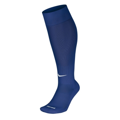 Sosete Nike clasic fotbal pentru Copii albastru roial