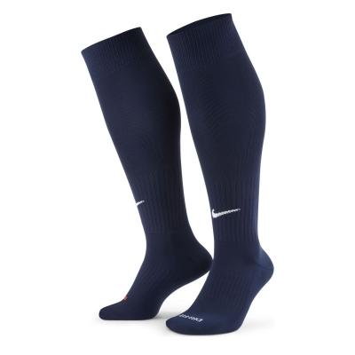 Sosete Nike clasic fotbal pentru Copii bleumarin