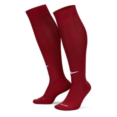 Sosete Nike clasic fotbal pentru Copii rosu